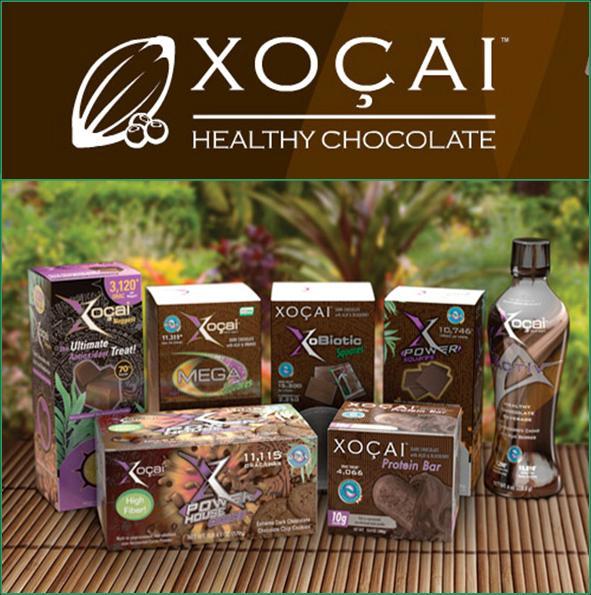 Xocai Chocolate, Xocai 巧克力,Xocai Asia, Xocai Club,Xocai 健康